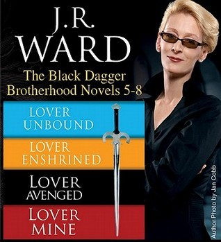 The Black Dagger Brotherhood Novels 5-8