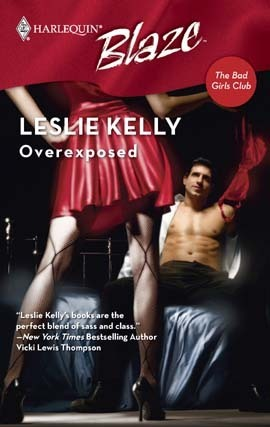 Overexposed by Leslie Kelly