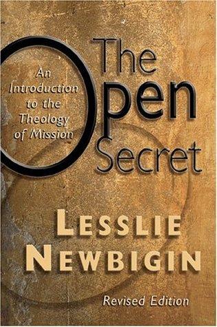 newbigin open secret thesis
