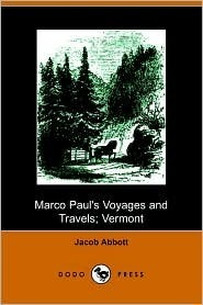 Vermont (Marco Paul's Travels and Adventures, #4)