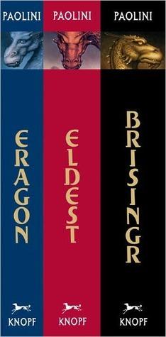 Eragon, Eldest & Brisingr(The Inheritance Cycle 1-3) - Christopher Paolini
