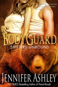 Bodyguard by Jennifer Ashley