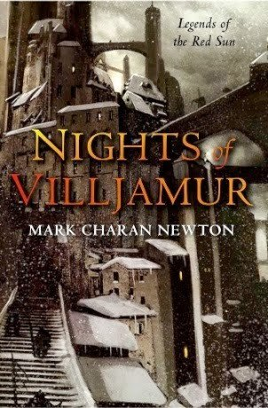 Nights of Villjamur(Legends of the Red Sun 1)