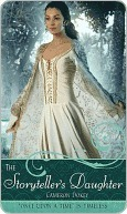 """The Storyteller's Daughter: A Retelling of """"The Arabian Nights"""" (Once Upon a Time Fairytales, #18)"""
