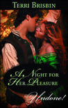 A Night for Her Pleasure (The Knights of Brittany, #1)