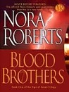 Book cover for Blood Brothers (Sign of Seven trilogy #1)
