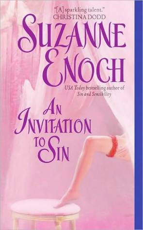 An invitation to sin by Suzanne Enoch