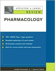 Appleton & Lange Review of Pharmacology