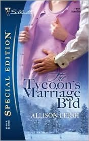 The Tycoons Marriage Bid(Men of the Double-C Ranch 7)