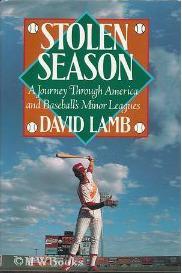 Free download Stolen Season: A Journey Through America and Baseball's Minor Leagues Epub