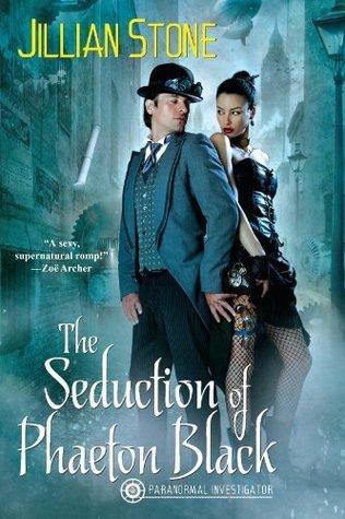 The Seduction of Phaeton Black by Jillian Stone