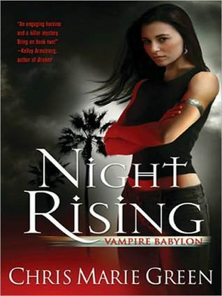 Night Rising (Vampire Babylon, #1)