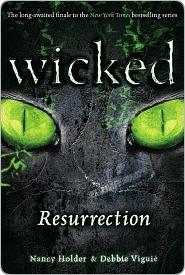 Wicked by Nancy Holder