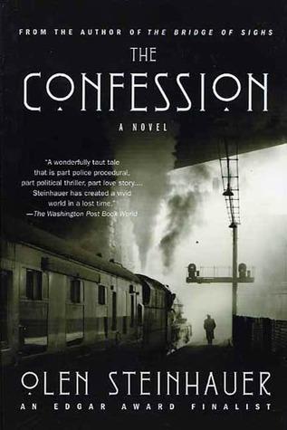 The Confession by Olen Steinhauer