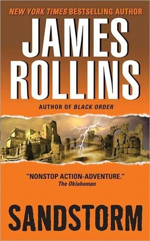 Sandstorm sigma force 1 by james rollins fandeluxe Choice Image
