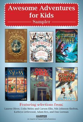 Awesome Adventures for Kids Middle Grade Sampler