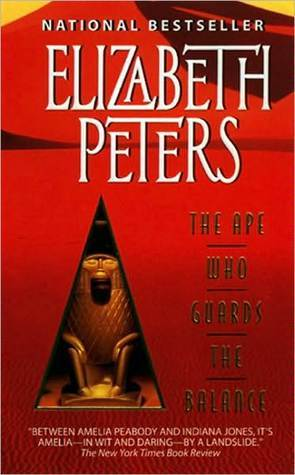 The Ape Who Guards the Balance (Amelia Peabody #10)