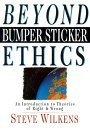 beyond bumper sticker ethics free pdf