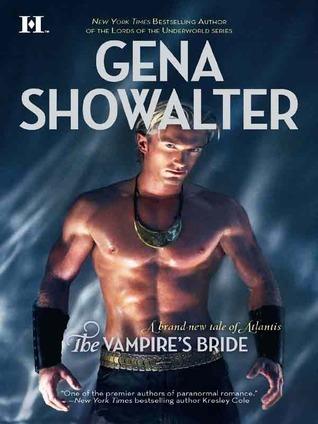 The Vampires Bride(Atlantis 4)
