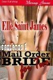 Mail Order Bride for Two(Badlands 1) (ePUB)
