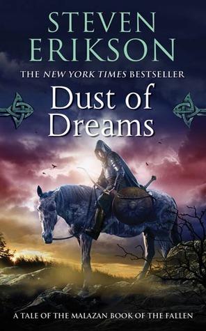 Dust of Dreams(Malazan Book of the Fallen 9)