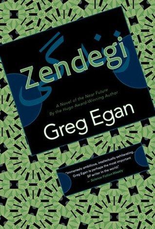 Zendegi by Greg Egan
