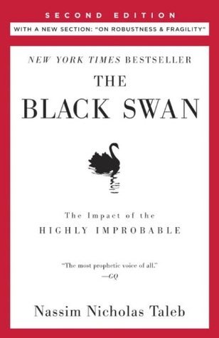The Black Swan by Nassim Nicholas Taleb