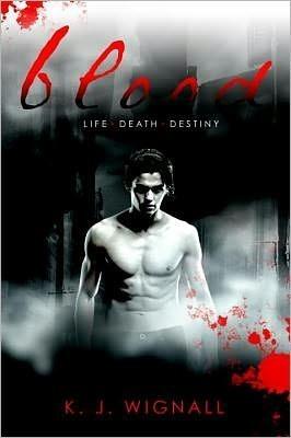 Blood by K.J. Wignall
