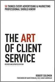 The Art Of Client Service Robert Solomon Pdf