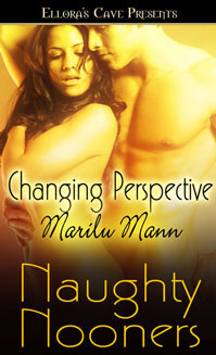 Changing Perspective by Marilu Mann