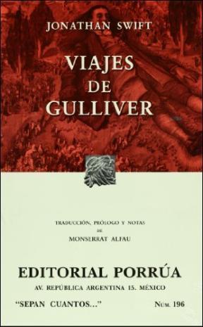 Viajes de Gulliver (Sepan Cuantos, #196)