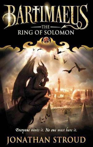 The Ring of Solomon (Bartimaeus, #0.5)