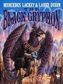 book cover: The Black Gryphon by Mercedes Lackey (Mage Wars #1)