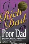 Book cover for Rich Dad, Poor Dad