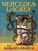 book cover: The Serpent's Shadow by Mercedes Lackey (Elemental Masters #1)