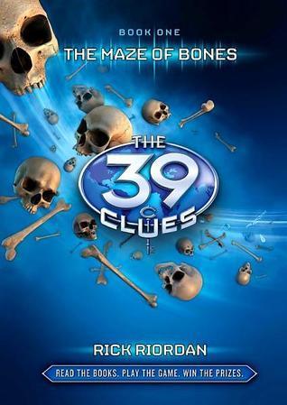 The Maze of Bones (The 39 Clues #1)