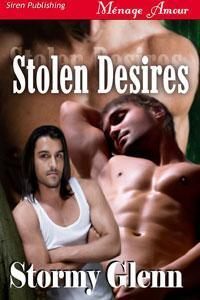 Stolen Desires by Stormy Glenn
