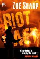 Riot Act by Zoë Sharp