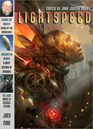 Lightspeed Magazine, July 2010