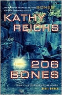 206 Bones (Temperance Brennan, #12)