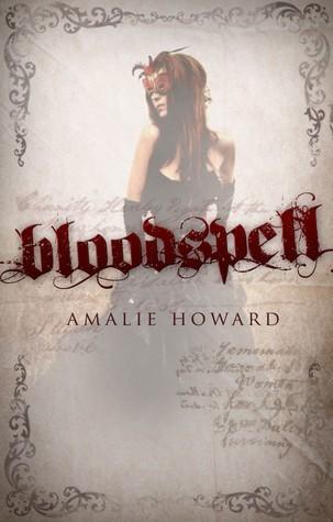 Bloodspell by Amalie Howard