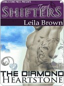 The Diamond Heartstone by Leila Brown