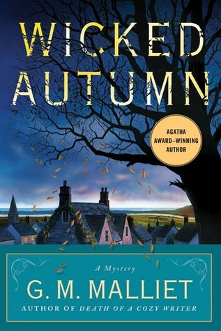 Wicked Autumn Max Tudor 1 By Gm Malliet