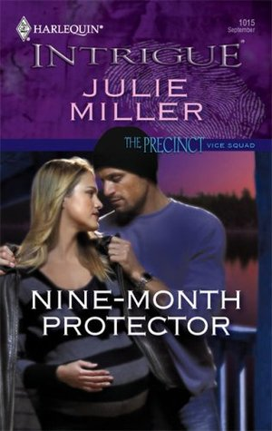 Nine-Month Protector (The Precinct: Vice Squad #2)