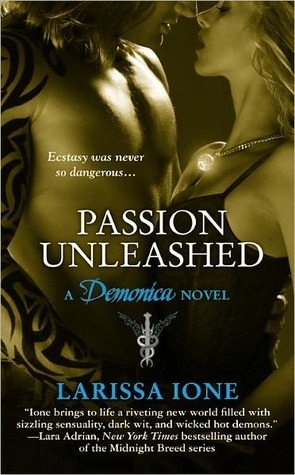 Passion Unleashed(Demonica 3)