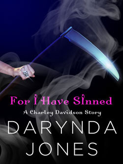 For I Have Sinned by Darynda Jones