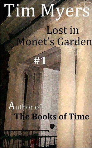 Lost in Monet's Garden (Lost in Art #1)