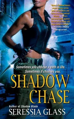 Shadow Chase by Seressia Glass