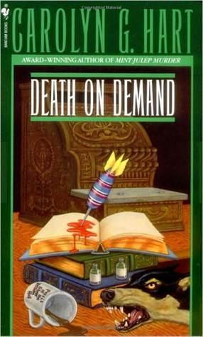 Death on Demand by Carolyn G. Hart