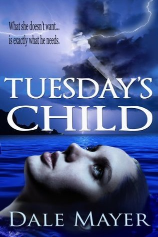 Tuesdays Child(Psychic Visions 1)